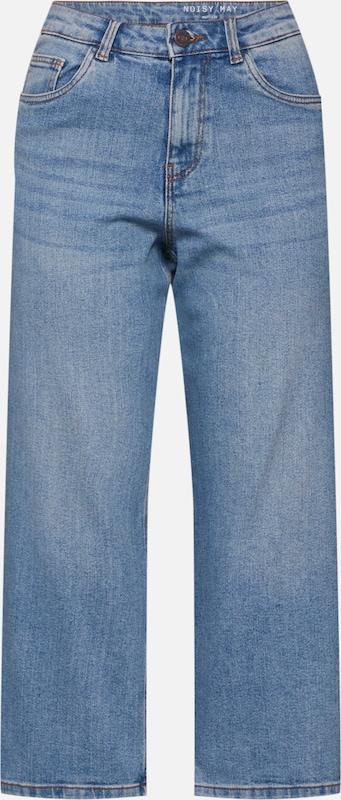 Jeans En Nw Bleu Crop Noos' Jean May Denim Noisy 'nmpaige Loose f6Yb7Igyvm