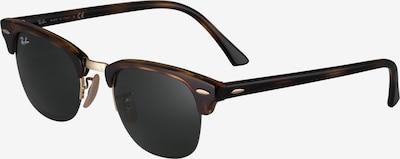 Ray-Ban Sonnenbrille in braun, Produktansicht