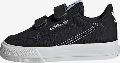 ADIDAS ORIGINALS Sneaker 'Continental Vulc' in schwarz, Produktansicht