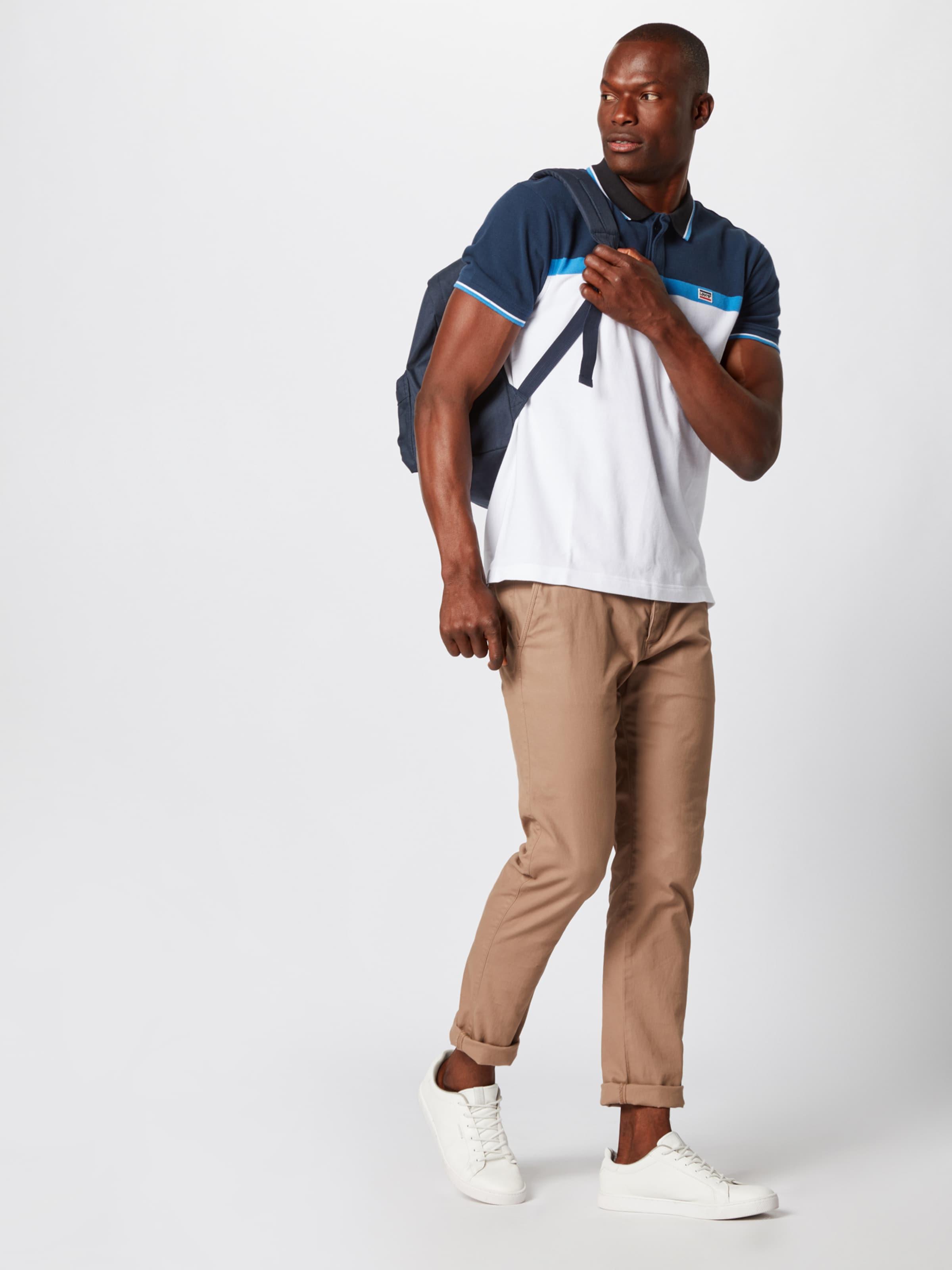 'sportswearpolo' Levi's BleuBlanc En T shirt XTPuZiOk