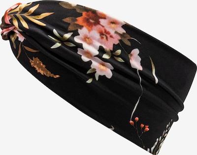 chillouts Stirnband 'Waikiki' in altrosa / schwarz, Produktansicht