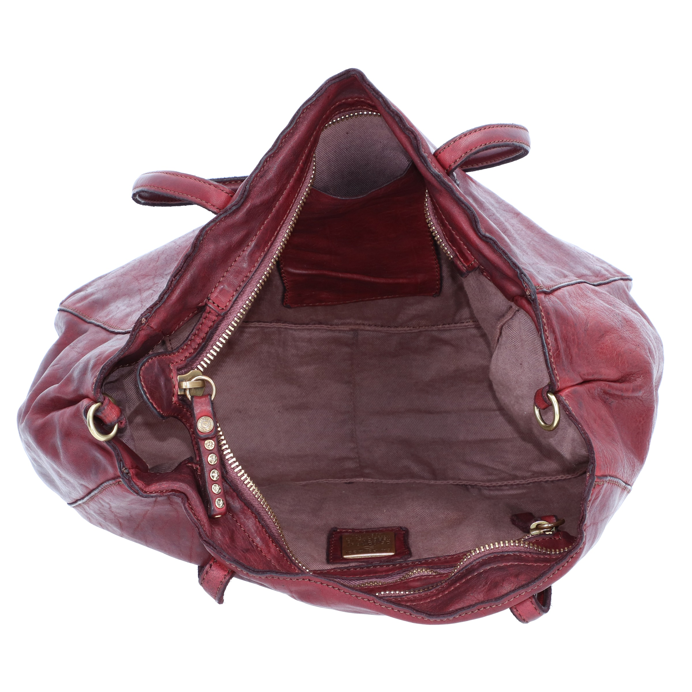 Campomaggi In Campomaggi Weinrot Schultertasche Weinrot Schultertasche In bv7IYy6fg