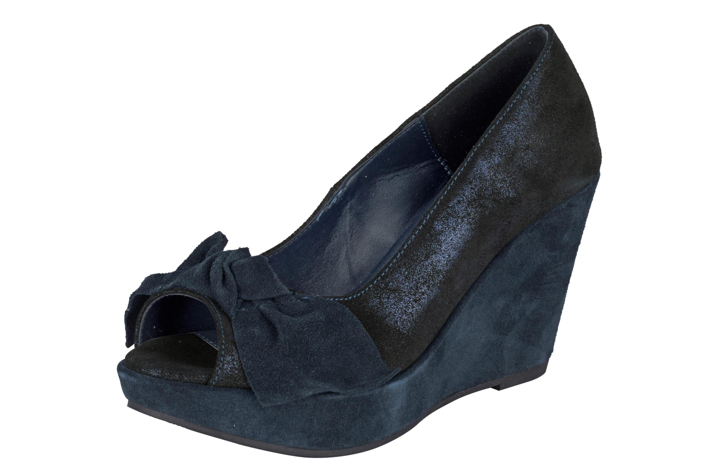 heine Peeptoe Günstige und langlebige Schuhe