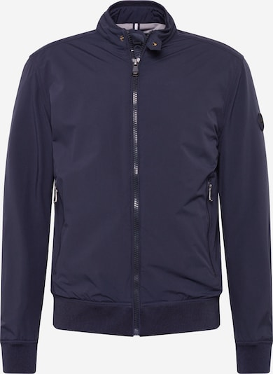 JOOP! Jeans Tussenjas in de kleur Navy, Productweergave