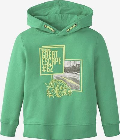 TOM TAILOR Hoodie in grün, Produktansicht