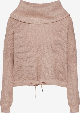 rožinė ONLY Megztinis 'NIA'