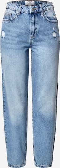 Miss Selfridge Jeans 'RPET MID MOM JEAN' in de kleur Blauw denim, Productweergave
