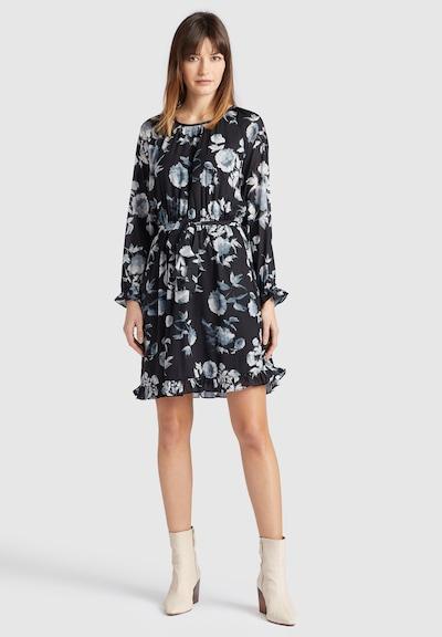 khujo Kleid ' MEDUSA ' in mischfarben / schwarz, Modelansicht