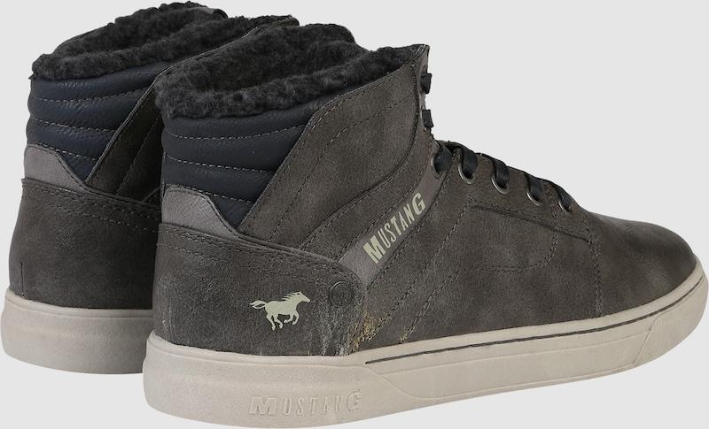 MUSTANG High Sneaker mit Futter