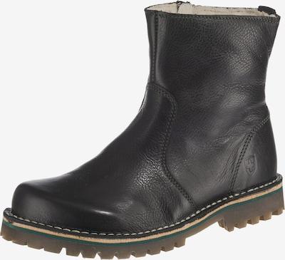 Grünbein Winterstiefeletten 'Susanne II' in schwarz, Produktansicht