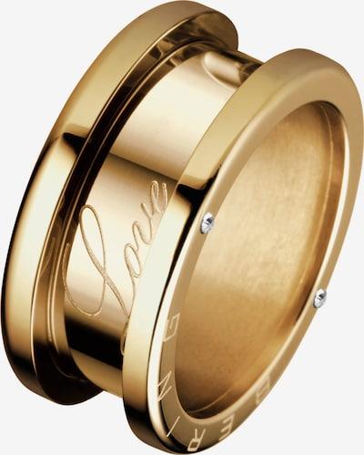 BERING Ring in gold, Produktansicht