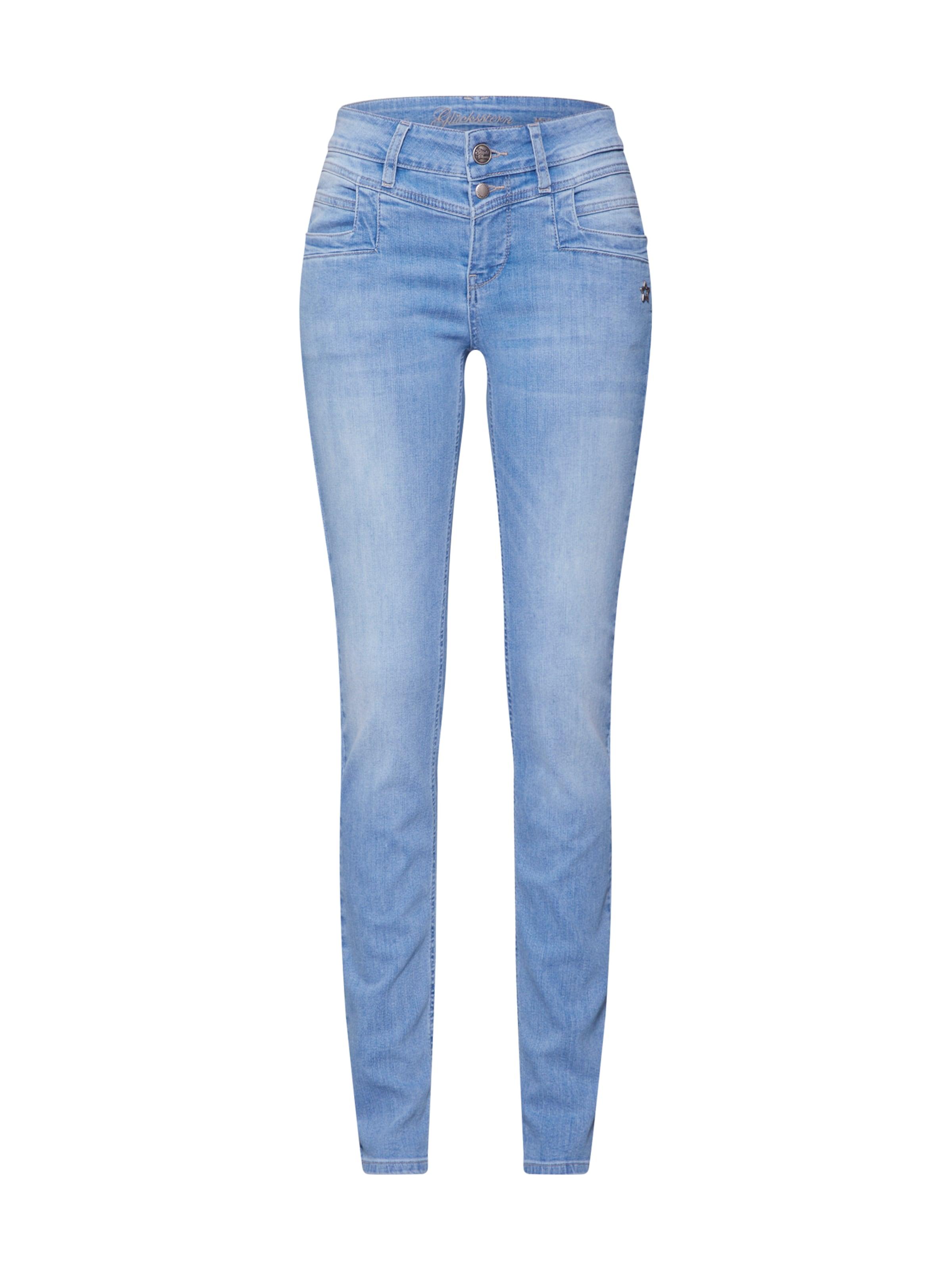 Jeans Blue DenimHellblau Glücksstern 'merle' In XTlOwkZiPu