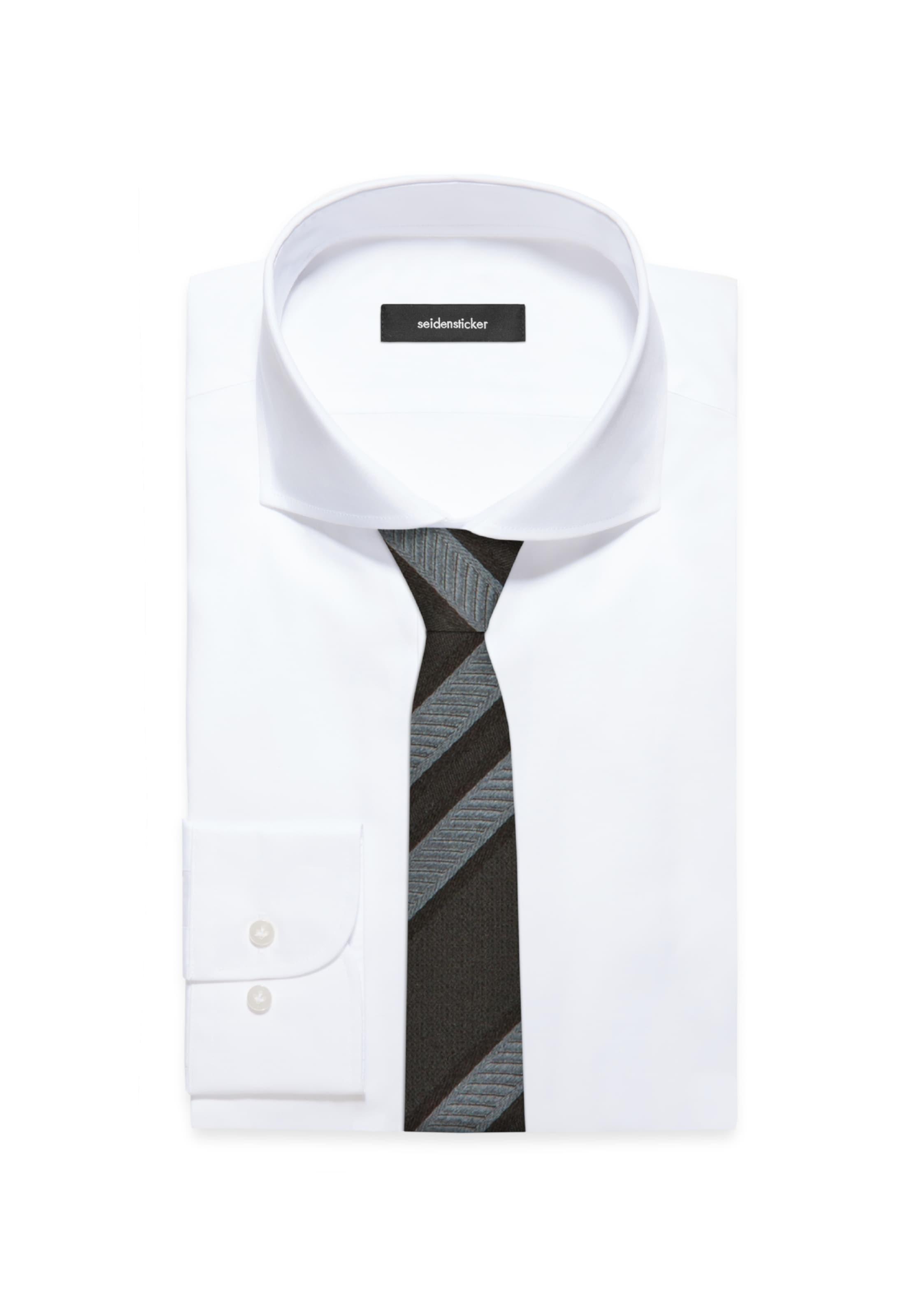 'slim' In Seidensticker Seidensticker Schwarz In Krawatte 'slim' Schwarz Krawatte Seidensticker EH9WID2Y