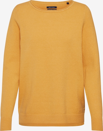 Marc O'Polo Pullover in gelb, Produktansicht
