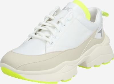 Sneaker low 'Mia Lace Up-Mpu' HUGO pe alb, Vizualizare produs