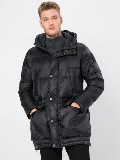 Blauer.USA Zimný kabát 'BLOUSON IMBOTTTITO' - čierna, Model/-ka