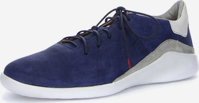THINK! Schnürschuhe in dunkelblau / weiß, Produktansicht