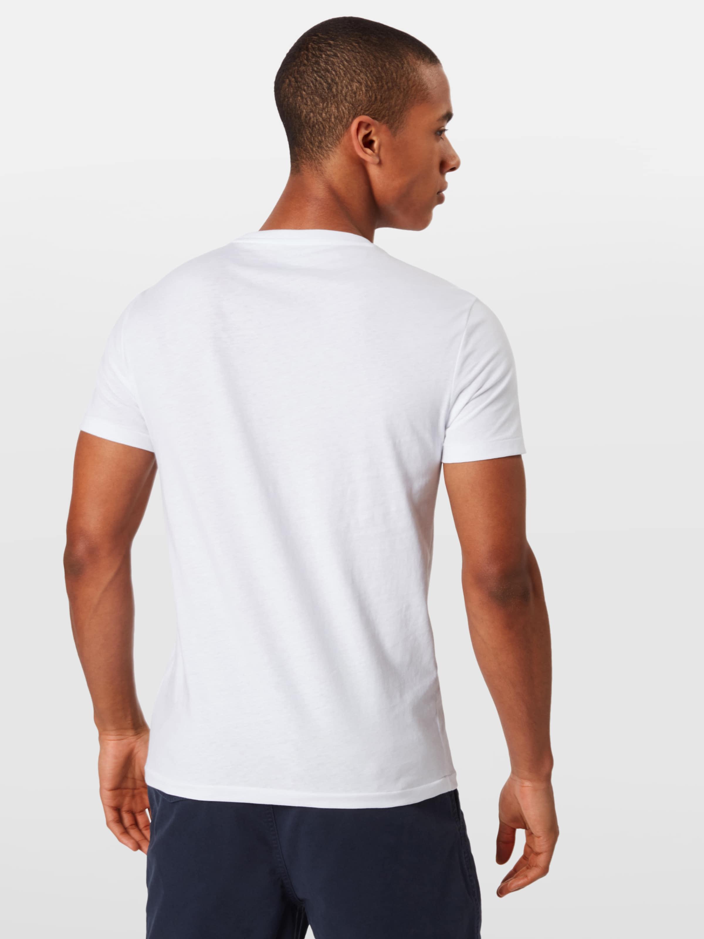 Lauren En t 'sscncmslm1 shirt shirt' T short Blanc Polo Ralph Sleeve wuXZTOPki