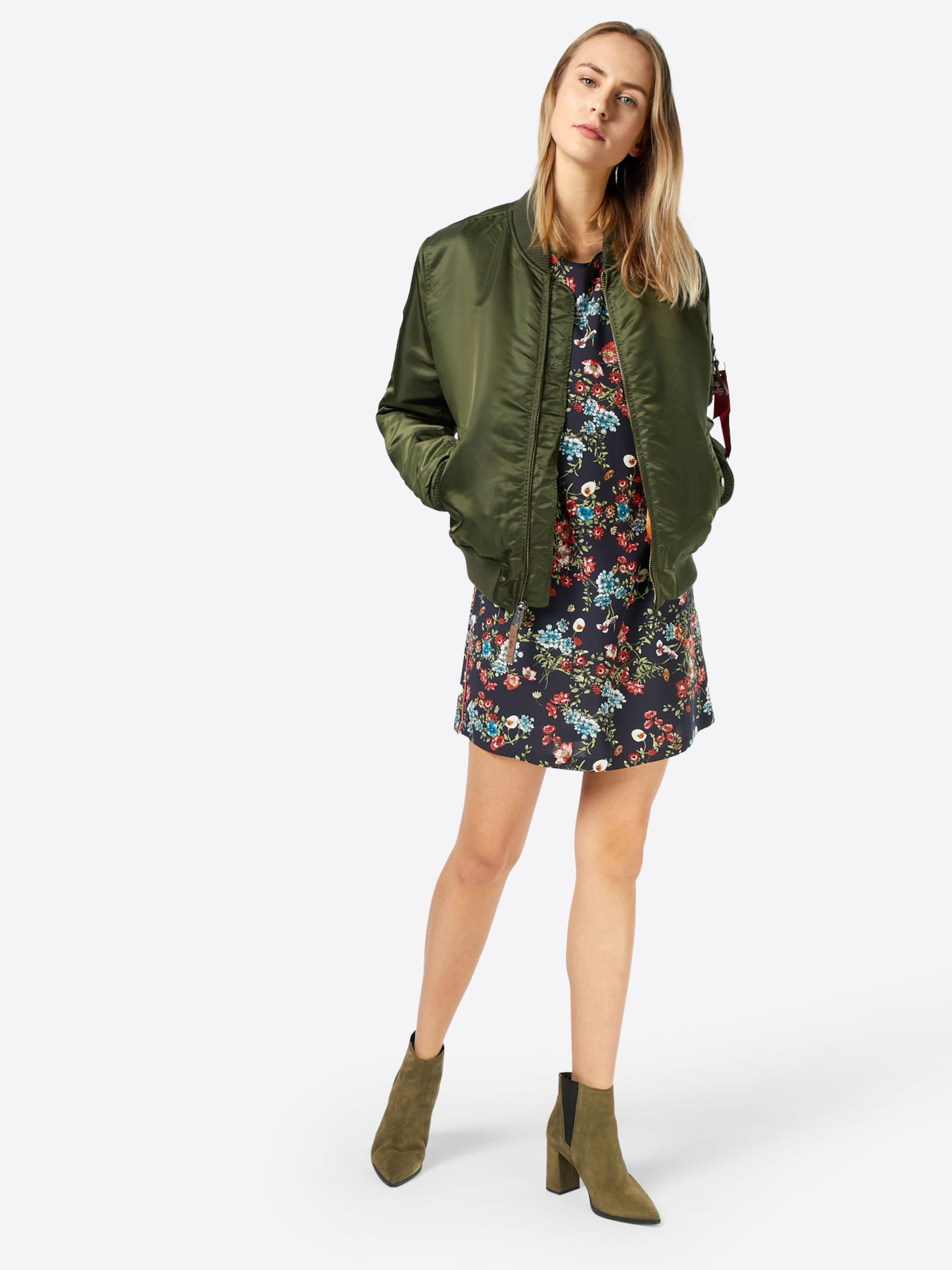 ONLY Kleid 'onlCASA AOP VIS' Drop-Shipping Erkunden Günstig Online Günstig Kaufen Rabatt vuJvEQaeW1