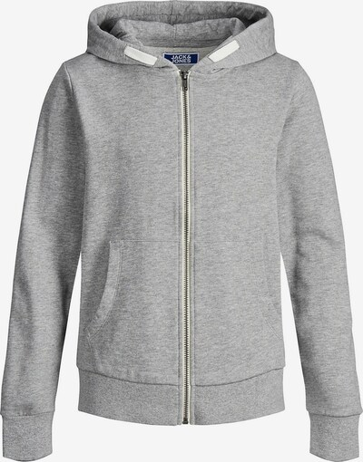 Jack & Jones Junior Sweatshirt in grau, Produktansicht
