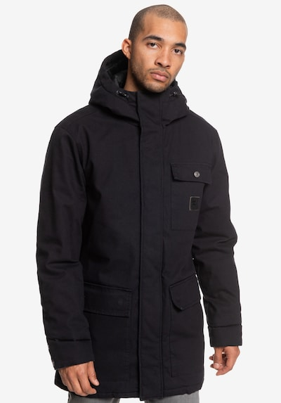 DC Shoes Winterjacke 'Canongate' in schwarz, Produktansicht