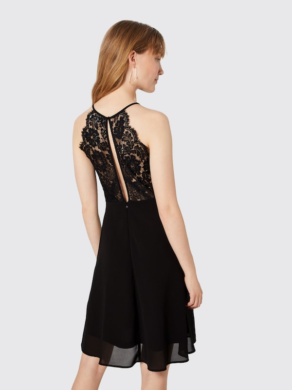 Dress' En Noir Cocktail 'mireia Robe De 9IDH2E