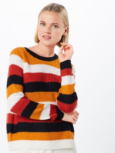 ONLY Sweter 'ELINA' w kolorze mieszane kolorym, Podgląd na modelu(-ce)