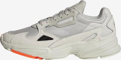 ADIDAS ORIGINALS Baskets basses en orange fluo / noir / blanc cassé / blanc naturel, Vue avec produit