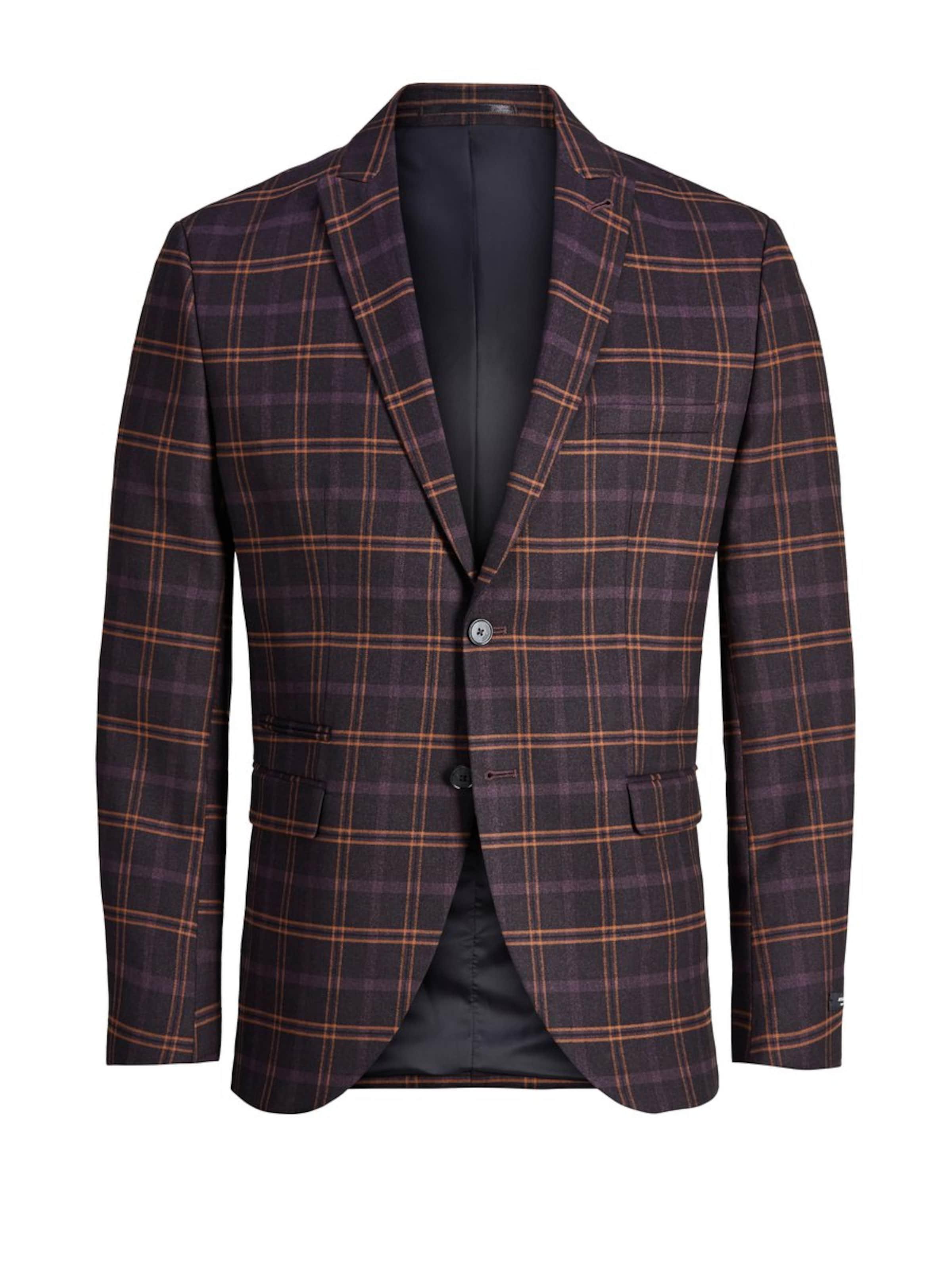 Jones In OrangePurpur Jackamp; In Jones Blazer Blazer Jackamp; WDEH2Yeb9I