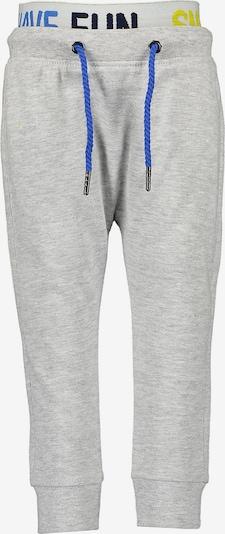 BLUE SEVEN Hose in blau / gelb / grau / schwarz / weiß, Produktansicht