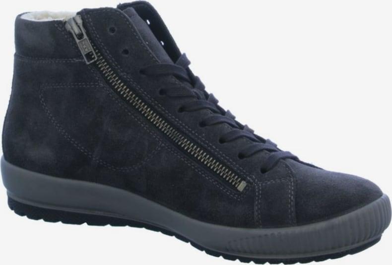 Legero Sneakers hoog in Donkerblauw OAsBL9if