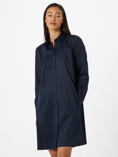 SEIDENSTICKER Robe oversize en saphir, Vue avec modèle