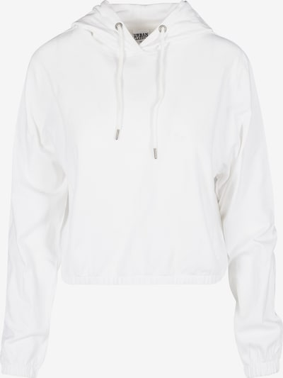 Urban Classics Sweat-shirt en blanc, Vue avec produit