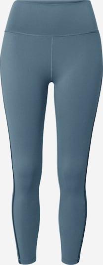 ADIDAS PERFORMANCE Sporthose in taubenblau / schwarz, Produktansicht