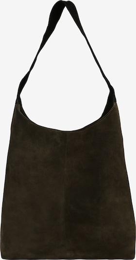 PIECES Nákupní taška 'PCJUNE SUEDE' - jedle / černá, Produkt