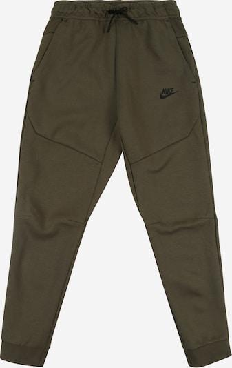 Nike Sportswear Hose in khaki, Produktansicht