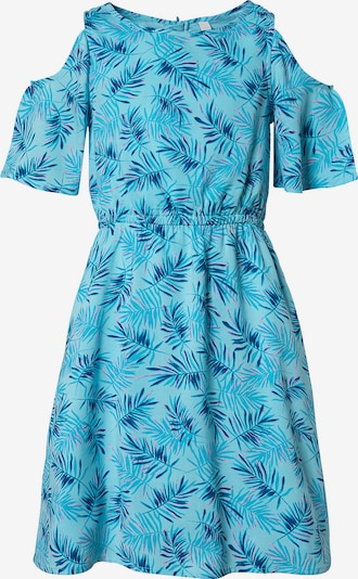 ESPRIT Kleid in hellblau / dunkelblau, Produktansicht