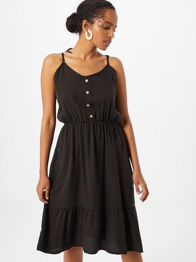 ZABAIONE Kleid 'Valerie' in schwarz, Modelansicht
