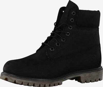 Auliniai batai su raišteliais '6-Inch Premium Waterproof' iš TIMBERLAND , spalva - juoda, Prekių apžvalga