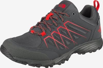 THE NORTH FACE Schuhe 'Venture Fasthike Wp' in basaltgrau / orange, Produktansicht