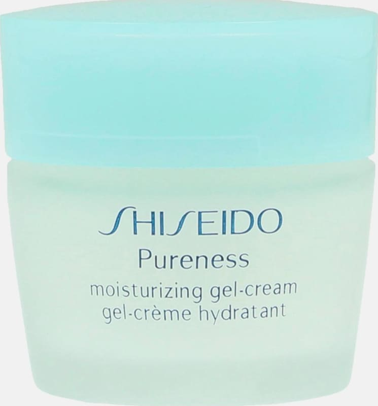 Shiseido Pureness Moisturizing Gel-cream, Gesichtscreme