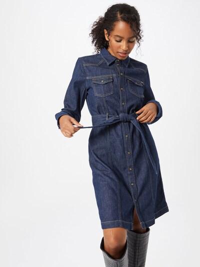 Pepe Jeans Košeľové šaty 'Julie' - tmavomodrá, Model/-ka