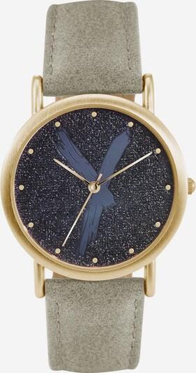 Suri Frey Analoog horloge 'Tilly' in de kleur Goud / Pastelgroen, Productweergave
