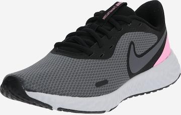 NIKE Running shoe 'Nike Revolution 5' in Grey