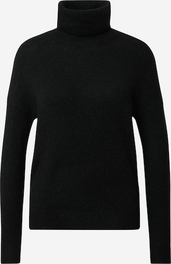 MOSS COPENHAGEN Pulover | črna barva, Prikaz izdelka