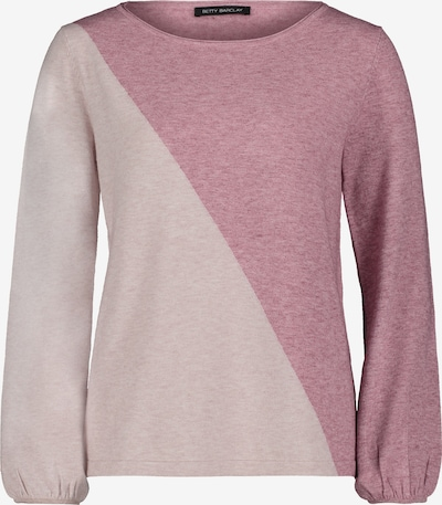 Betty Barclay Strickpullover in hellpink / pinkmeliert, Produktansicht