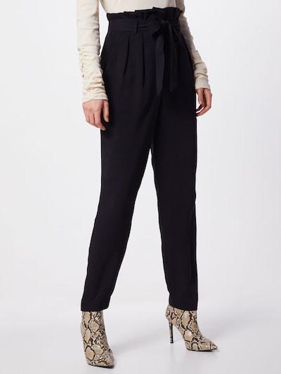 BRUUNS BAZAAR Spodnie 'Ember Davina' w kolorze czarnym: Widok z przodu
