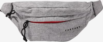 Forvert Gürteltasche 'Melange Levi' in grau, Produktansicht