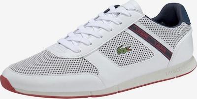 Sneaker low 'Menerva' LACOSTE pe navy / alb, Vizualizare produs