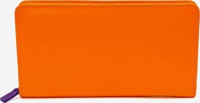 mywalit Geldbörse in orange, Produktansicht